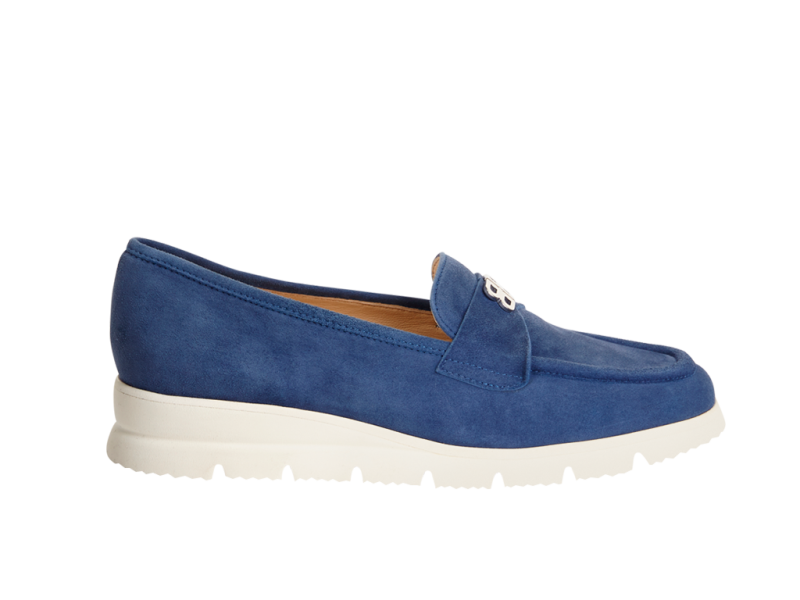 Sporty, extralight loafer