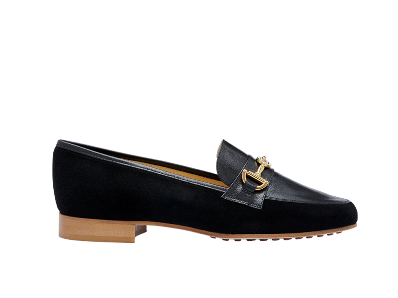 Classic chic loafer